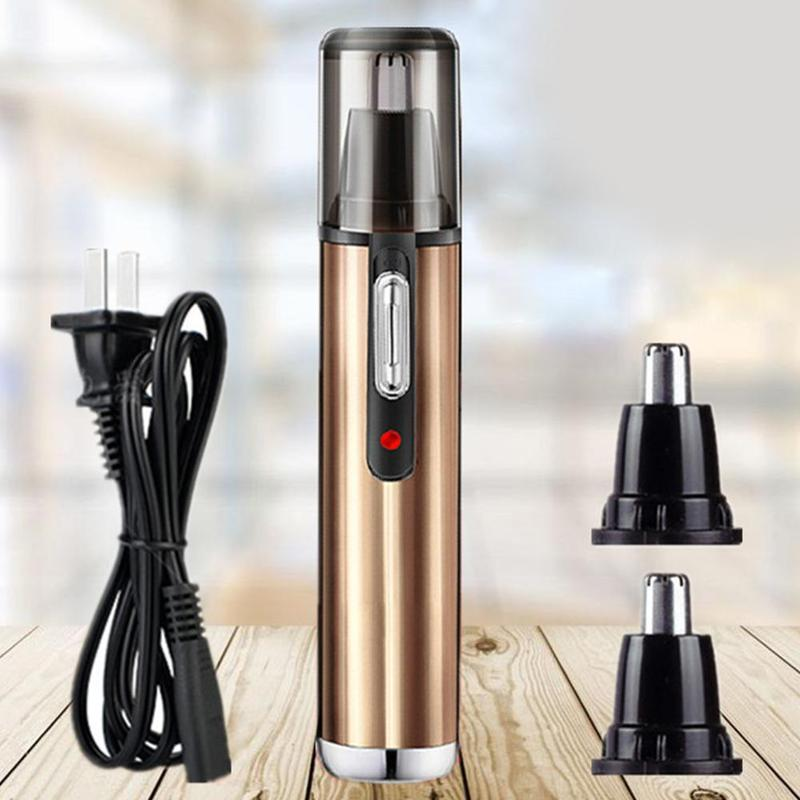 Electric Electric Trimmer Shaving Nose Hair Trimmer Safe Face Care Shaving Trimmer For Nose Trimer Makeup Tools