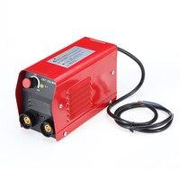 ZX7 250 Portable Mini 250A Mini Electric Welding Machine IGBT DC Inverter ARC MMA Stick Welder 220V 50 60Hz