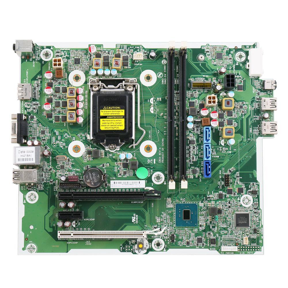 For HP ProDesk 400 G4 MT Motherboard 911987-001 901010-001 Original Motherboard 100% Test Passed