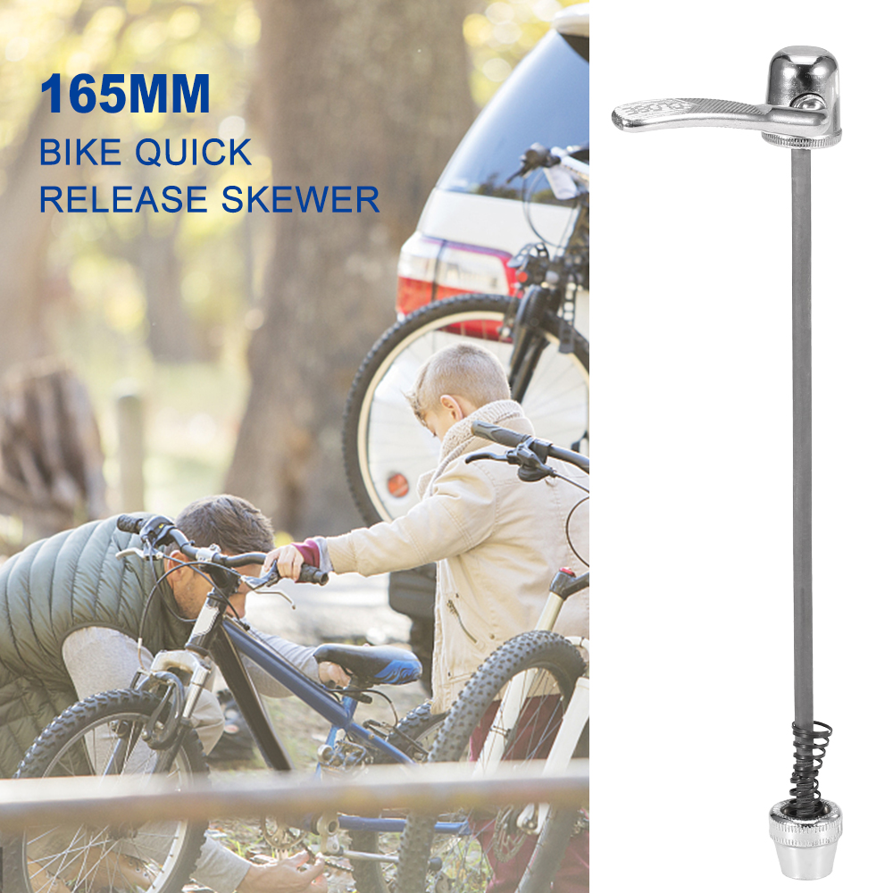 Hub Mountain Bike Front Back Cycling Steel Accessories Bicycle Shaft Hollow Axle