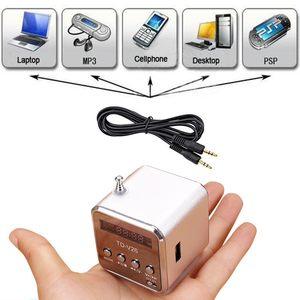 Image 5 - Ingelon แบบพกพา Mini วิทยุ FM ลำโพง LCD สเตอริโอ MP3 เครื่องเล่นเพลง Micro SD/TF/USB 8GB การ์ด Dropshipping
