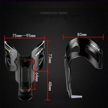 Fashion MTB Road Bike Bicycle Water Bottle Cage Lightweight Aluminum Alloy Bottles Holder