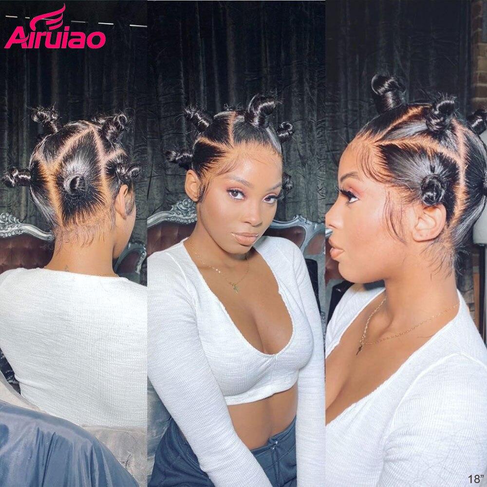 HD прозрачный 13x6 кружевной передний парик, невидимые полные кружевные человеческие волосы парики, волнистые тела предварительно отобранные...