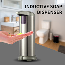 soap dispenser 2020 top touchless automatic soap dispenser liquid hands free auto hand soap dispenser distributeur de savon Soap Dispenser 2020 Top Touchless Automatic Soap Dispenser Liquid Hands-free Auto Hand Soap Dispenser Distributeur De Savon