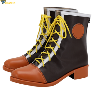 Image 4 - Anime Servamp Orange Cosplay Shoes Boots