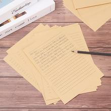 25 листов, Классическая пустая бумага для письма, плотная бумага для печати, ностальгические открытки, открытки для рукоделия, свадебные пригласительные открытки