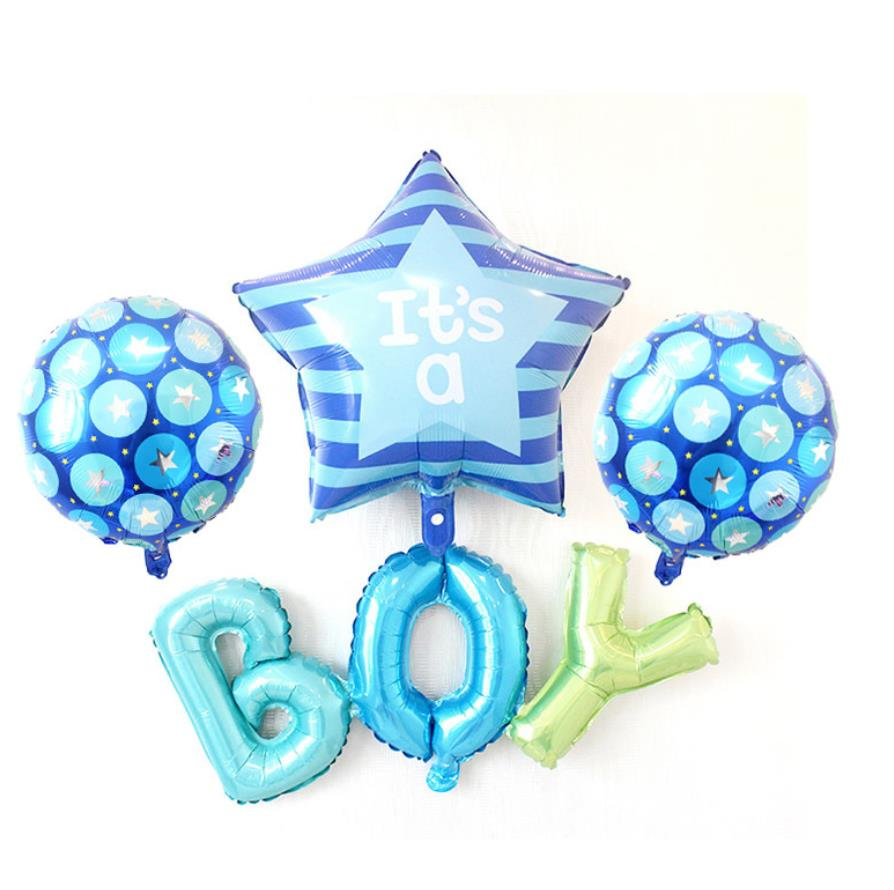 Taoqueen  Happy Birthday Party Decorative Balloons  Mouse 18-inch   Foil Balloon Baby 1st  Cartoon Hat