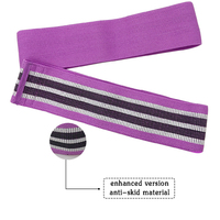 150LB-1PCS - Resistance belt of cotton fitness training