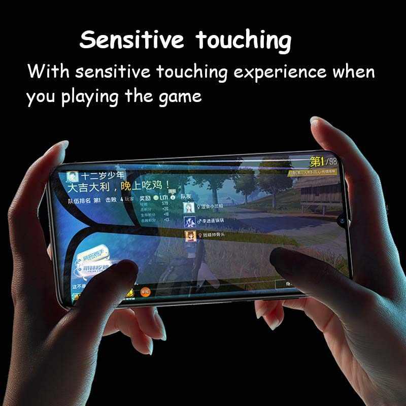 11D Temperato Protezione Dello Schermo di Vetro per Xiaomi Mi A3 A3lite per Xiaomi Mi CC9 CC9e 9 Se Giocare Redmi Nota 7 Pro Pellicola di Vetro di Sicurezza