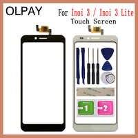 """OLPAY 5.0 """"écran tactile de téléphone portable pour Inoi 3/Inoi 3 Lite capteur d'écran tactile capteur de numériseur verre avant et outils"""