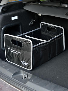 Box Trunk Car-Trunk-Organizer Mini Cooper Multi-Pocket Folding-Storage BMW Tidying Stowing