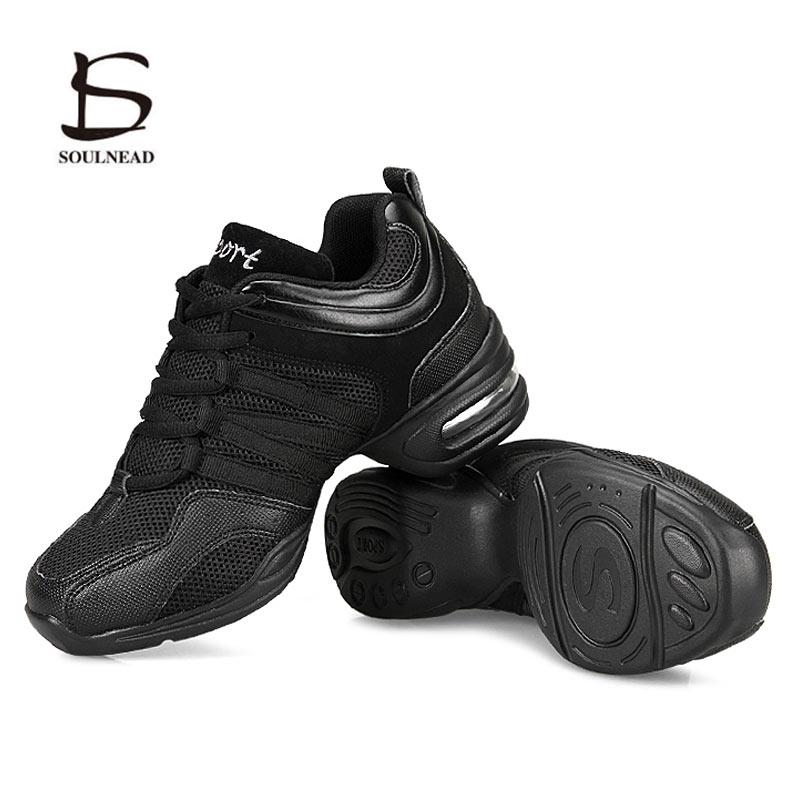 Jazz Dance Shoes Women's Sneakers Zapatos De Baile Hip Hop Woman Dancing Shoes Ladies Girl's Modern Sports Casual Shoes Female