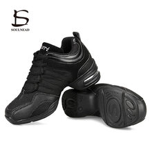Dance-Shoes Jazz Modern Women's Woman Ladies Girl's Breathable Lightweight Size-28-42