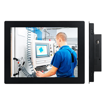 21.5 inch Embedded Industrial touch screen all in one panel PC Wall Mounted Industrial AIO Computer i3 i5 i7 desktop Wifi 1