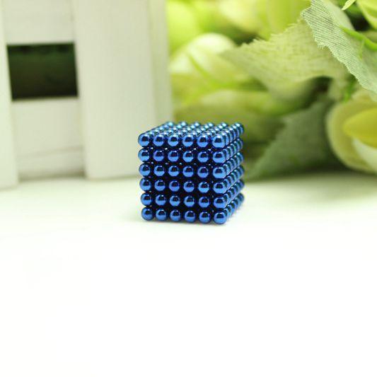 D3 Blue Beads