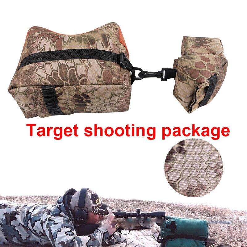 Прочный пистолет стрельба практика Охота 600D Змеиный узор винтовка аксессуары цель Открытый Спорт винтовка стрельба пакет