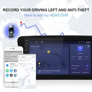 Image 3 - Isudar H53 4G Android samochodowe Multimedia 1 Din Radio samochodowe dla Skoda/Octavia 2014  GPS 8 rdzeń RAM 4GB ROM 64GB 1080P kamera DVR DSP