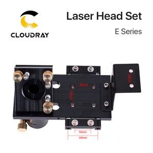 Image 5 - Cloudrayใหม่CO2 E Seriesเลเซอร์ชุดเลนส์D20mm FL50.8 & 63.5 & 101.6 กระจก 25 มม.สำหรับเลเซอร์แกะสลักเครื่อง