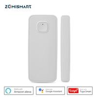 Wi fi sensor da porta janela sensores alexa google casa mini alarme de segurança vida inteligente telefone app controle remoto