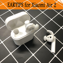 Soft Thin Earphone Tips Anti Slip Earbud Case for Xiaomi Air 2, Silicone Earphone Case Cover for App