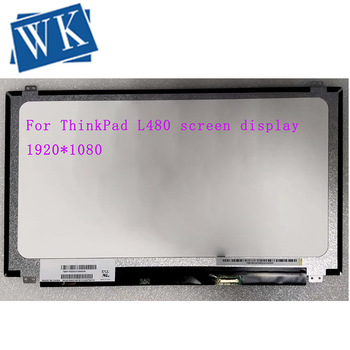 "For Lenovo ThinkPad L480 screen display LED matrix for Laptop 14.0"" Replacement LCD"