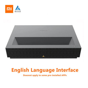 Xiaomi Fengmi 4K Cinema Pro Laser Projector 2400 ANSI Lumens FengOS Projection TV 150inch Big Screen Home Theater