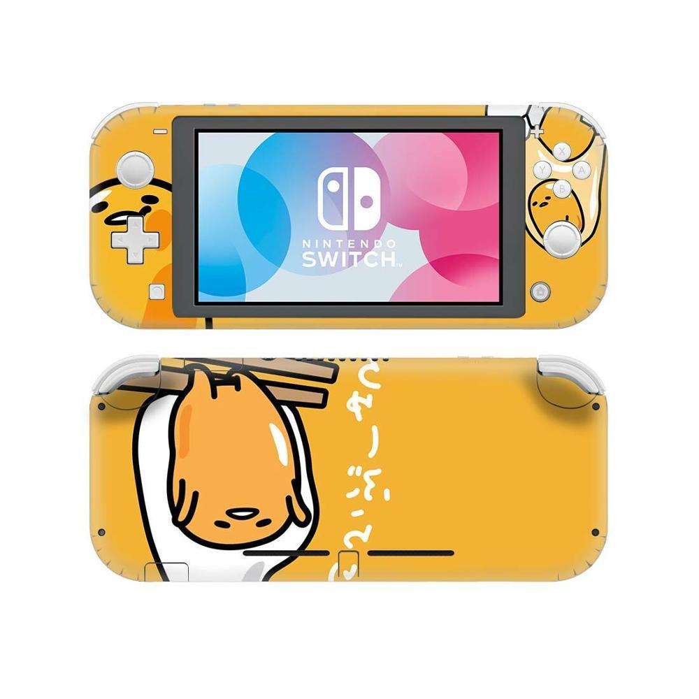 Nintend Switch Lite Stickers Pegatinas Nintendoswitch Lite Gudetama Sticker Vinyl Skin Adesivos For Nintendo Switch Lite