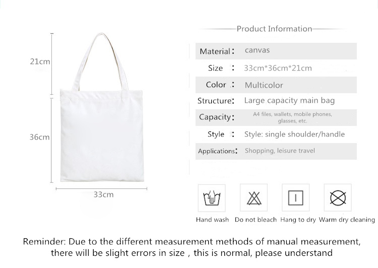 帆布袋详情图1