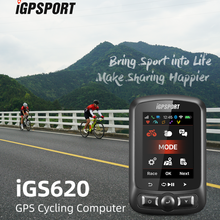 IGPSPORT ANT+ Bicycle Computer Bluetooth4.0 Cycling Computer bike speedometer Gps Bike Igpsport Igs620 Bicycle Speedometer