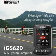 Igpsport ant + bicicleta computador bluetooth4.0 ciclismo computador bicicleta velocímetro gps bicicleta igpsport igs620 velocímetro