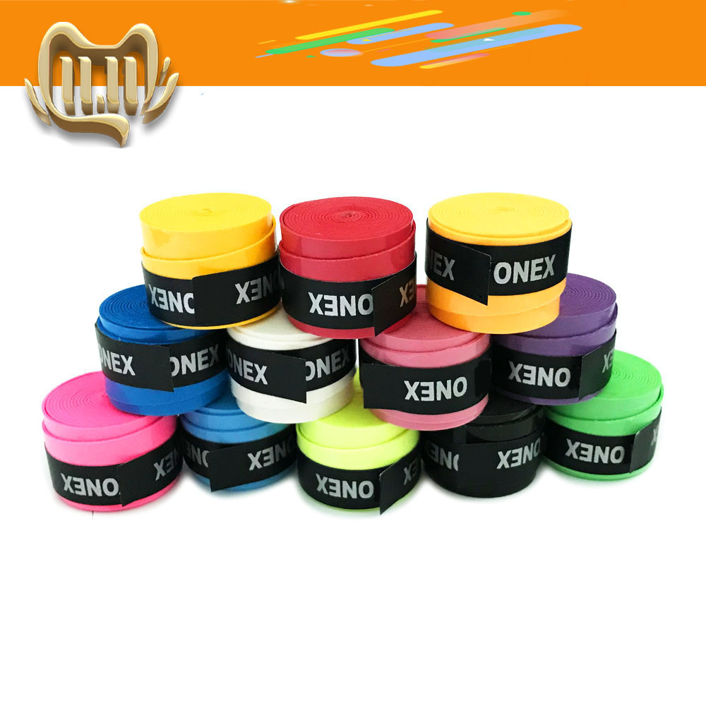 60pcs/lot Economical  Tacky Feel Grip/Overgrip(stickness Is General, It Is Economic Type And Common Quality)