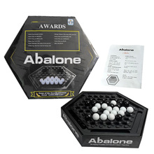 Chess-Set Board-Game Abalone Portable Kids Family Children for Intellectual-Development