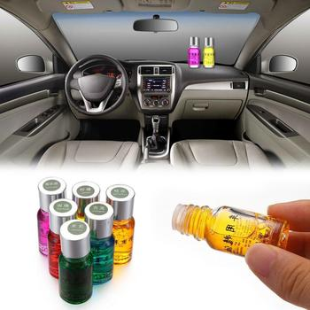 car perfume refill 10ml fragrance scent essential oil multi flavor liquid air freshener for auto indoor home smell remover gifts New Car Perfume Replenisher Plant Essential Oil Natural Air Freshener Car Outlet Perfume Replenishment Fragrance 10ml