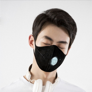 Image 2 - Xiaomi Mijia Airpop Light 360 Degree Air Wear Face Masks PM2.5 Anti haze Adjustable Ear Hanging Double Protection for Smart home