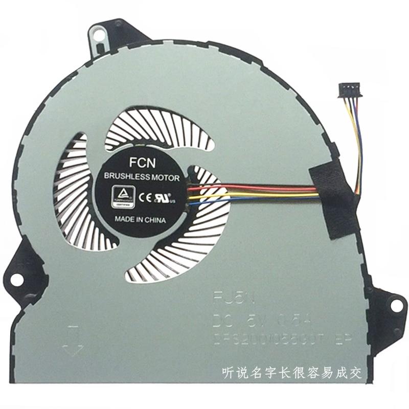 NEW Original for ASUS Strix GL553 GL553V GL553VD GL553VE KX53 COOLING FAN