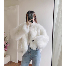 Grass-Coat Fox-Fur Winter Women's Plush Autumn And Street-Haining Young Thick New-Style