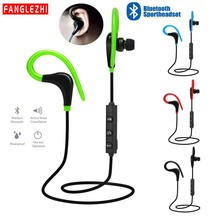BT-1 Wireless Headphones Sport Running Bluetooth Earphone Handsfree Bass Stereo Bluetooth Headset with Mic For All Smart Phone v8 double track wireless stereo bluetooth v4 0 headphones bluetooth headset car driver handsfree earphone for phone with mic