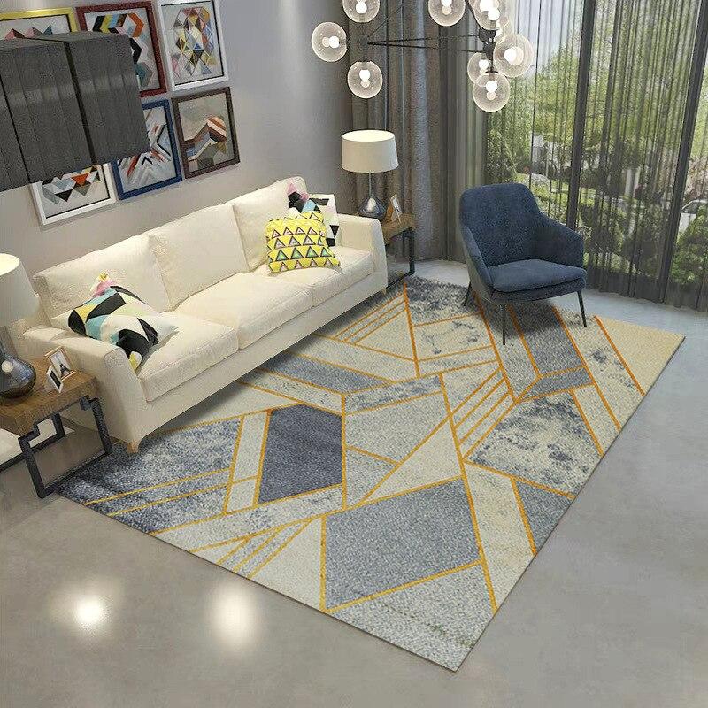 Nordic Soft Carpets For Living Room Rugs Home Carpet Floor Door Mat Large Rugs For Living Room Mat Floor Door Mat Area Rugs Mats