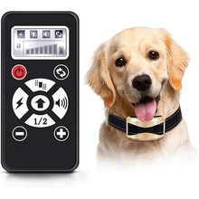 Training-Collar Remote-Control Automatic Pet-Dog Waterproof Rechargeable 2-In-1