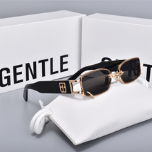 2020 new Fashion square metal men women Sunglasses Gentle GW