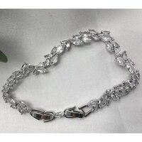 High Quality Original SWA Fashion Elegant DIY Bracelet Ladies and Girls Jewelry Gift Wedding Party Jewelry Free Shipping