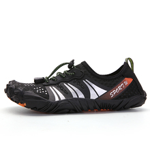 Upstream Shoes Five-Finger Footwear Swimming Outdoor Walking Quick-Dry Breathable Beach