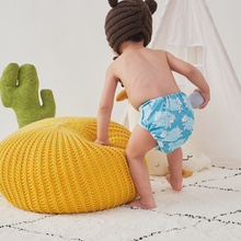 Nappy Diaper-Cover Adjustable Eco-Friendly Baby Fit-3-15kg 4pcs/Set