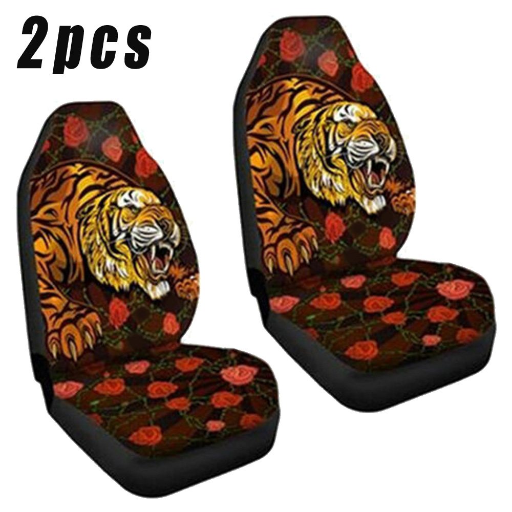 Auto Accessory 2*Front Seat Cover Suitable For Most Vehicles, Cars, Cars, Trucks, SUVs, Vans