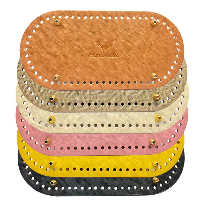 Leather Bag Bottom Shaper Cushion Pad For Making DIY Shoulder Handbag Purse A69C