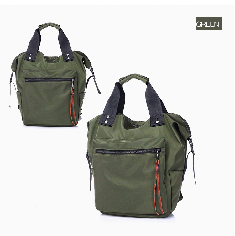 H5ca921f996274b65ba146f16d19d4172R Casual Nylon Waterproof Backpack Women High Capacity Travel Book Bags for Teenage Girls Students Pink Satchel Mochila Bolsa 2019