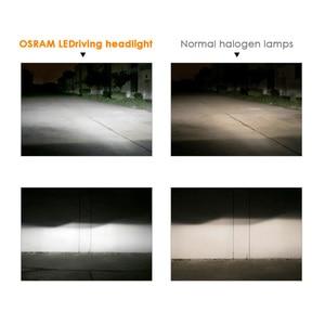 Image 5 - OSRAM LED H8 H11 H16 LEDriving HL Fog Lamps 12V 6000K Cool White LED Car Original Head Light 50% More Bright 16211CW (Twin)