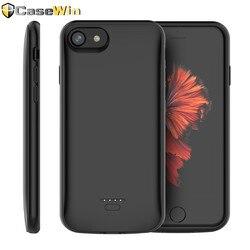 4000 мА/ч, Батарея Зарядное устройство чехол для iPhone 6 6S 7 Plus 5 5S SE чехол Powerbank Зарядное устройство чехол для iPhone 11 11 Pro X/XR/XS Max Батарея чехол