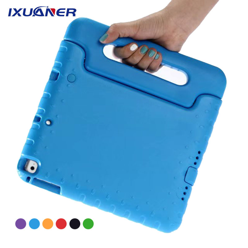Kids Case For IPad 9.7 2018, For Ipad 9.7 2017 Shockproof Cover EVA Case For IPad 6th Generation For IPad 2018 Case A1893 A1822
