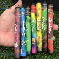 100pcs More Lot Time Stick Pen Portable Multiple One Time smoking pipe E Cigarette Shisha Hookah Vaporizer Pod Vape Pen mods